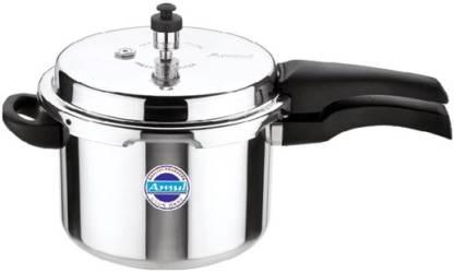Amul Amul Pressure Cooker 3 ltr champion outer Lid (Non Induction) 3 L Pressure Cooker