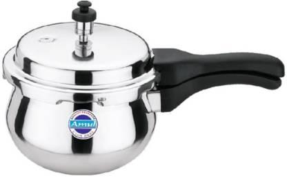 Amul Amul Pressure Cooker 3 ltr Champian outer Lid Handi (Aluminium) 3 L Pressure Cooker