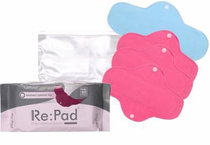 Re:pad Menstrual Deluxe Kit Sanitary Pad