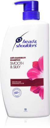 HEAD & SHOULDERS Smooth and Silky, Anti Dandruff Shampoo