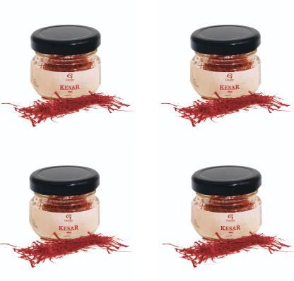 Gmore Kashmiri Saffron / Kesar - Premium Grade - A1++ - Mongra -