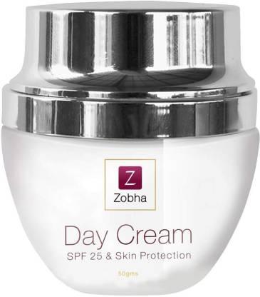 Zobha Day Cream with SPF 25 & Sun Protection