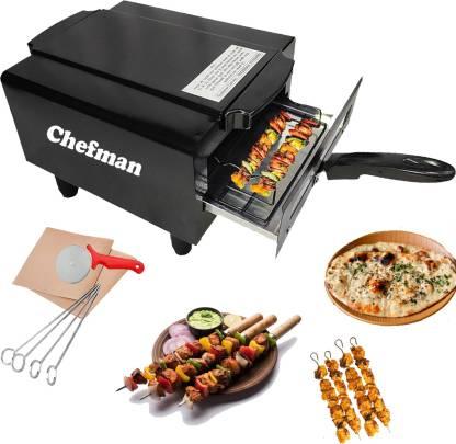 Chefman Mini Electric Grill Electric Tandoor