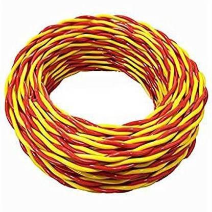 Tuffan pvc Yellow 18 m Wire