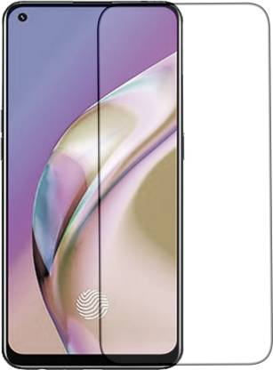 Knotyy Tempered Glass Guard for Oppo F19 Pro, Oppo F19