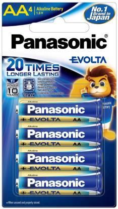 Panasonic LR6EGDG/4B  Battery