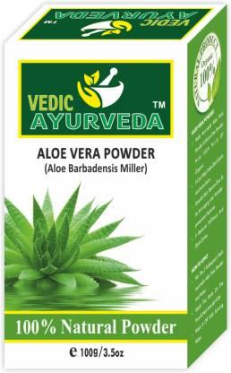 VEDICAYURVEDA Aloe Vera Powder for skin & hair