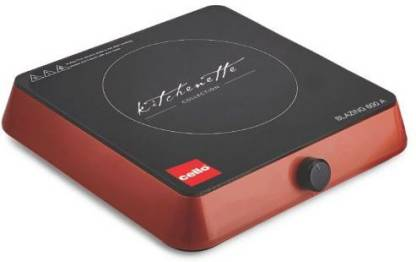 cello Blazing 600 A Induction Cooker with Knob Control Induction Cooktop