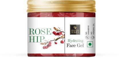 GOOD VIBES Rosehip Face Gel