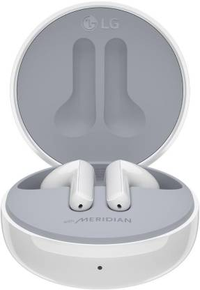 LG TONE Free HBS-FN4 with British Meridian Sound & Noise Isolation Bluetooth Headset
