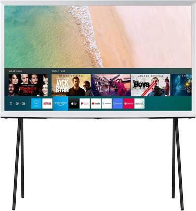 SAMSUNG The Serif Series 123 cm (49 inch) QLED Ultra HD (4K) Smart TV