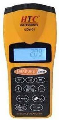 HTC 18 M Ultrasonic Distance Meter UDM-01 With Warranty Of One Years Non-magnetic Engineer's Precision Level