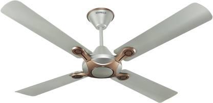 HAVELLS Leganza 4 Blade 1200 mm Ultra High Speed 4 Blade Ceiling Fan