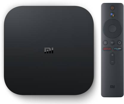 Mi Box 4k Media Streaming Device