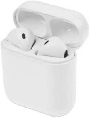 Clerby bluetooth Headphone with Mic ( I7S Earphone Bluetooth Headset