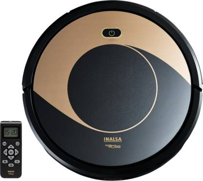 Inalsa MyRobo Robotic Floor Cleaner with 2 in 1 Mopping and Vacuum