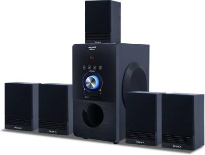 IMPEX Multimedia 5.1 (BRAVO) Bluetooth Home Theatre