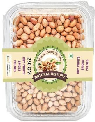 natural history Peanut (Whole)