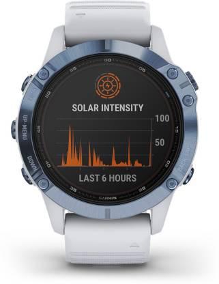 GARMIN Fenix 6 Pro Solar Smartwatch