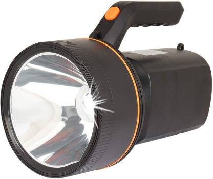 FIRSTLIKE LONG RANGE TORCH WITH 2000 MAH RECHARGEABLE BATTERY 50 WATT LASER LIGHT LONG RANGE BLINKER LED TORCH Torch