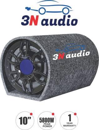 "3N Audio TN- 10S 10"" Active Bass Tube Subwoofer with Inbuilt Amplifier 5800W Subwoofer"