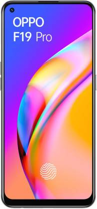 OPPO F19 Pro (Crystal Silver, 256 GB)