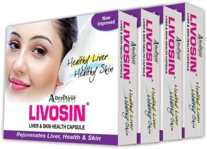 Livosin Liver & Skin Health Capsule