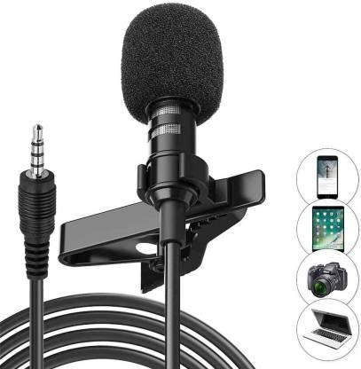 VEBETO Collar Microphone_01 Camera Microphone