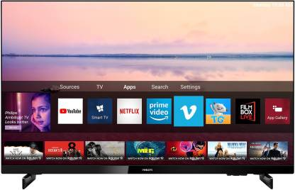PHILIPS 6800 Series 80 cm (32 inch) HD Ready LED Smart TV
