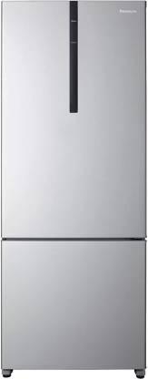 Panasonic 450 L Frost Free Double Door Bottom Mount 3 Star Refrigerator