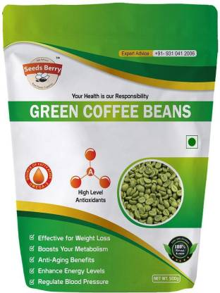 Seeds Berry Green Coffee Beans for Weight Loss Instant Coffee