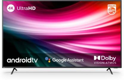 PHILIPS 8200 Series 139 cm (55 inch) Ultra HD (4K) LED Smart Android TV