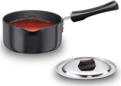 HAWKINS Futura AS15S 1.5 Ltr Sauce Pan 16 cm diameter with Lid