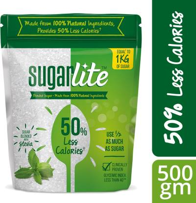 Sugarlite 50% Less Calories Sugar