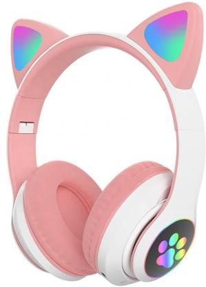Wk Life 5.0 Kids (Pink) Bluetooth Headset