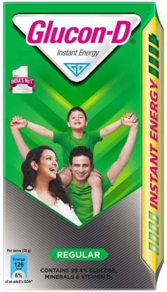 GLUCON-D Instant Energy Health Drink Regular 1 KG (Pack of 1) Energy Drink
