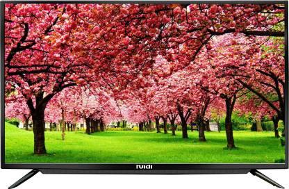 HUIDI 140 cm (55 inch) Ultra HD (4K) LED Smart TV