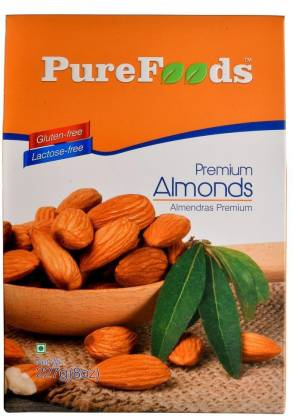 PureFoods Raw Almonds