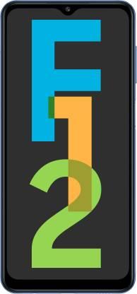 SAMSUNG Galaxy F12 (Sky Blue, 64 GB)