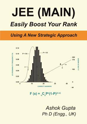 JEE (Main) Easily Boost Your Rank - Using A New Strategic Approach