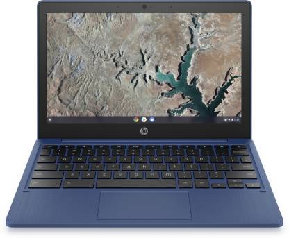 HP Chromebook MT8183 - (4 GB/64 GB EMMC Storage/Chrome OS) 11A-NA0002MU Chromebook