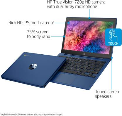 HP Chromebook Low-cost Touchscreen Laptop India 2021