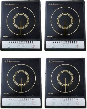 PHILIPS HD4920 pack of 4 Induction Cooktop