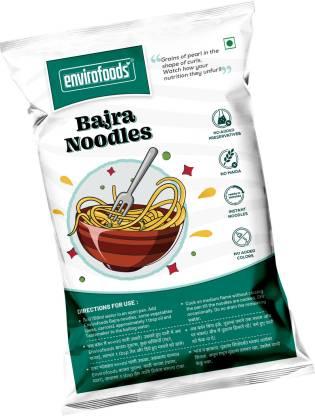 envirofoods Bajra Noodles Instant Noodles Vegetarian