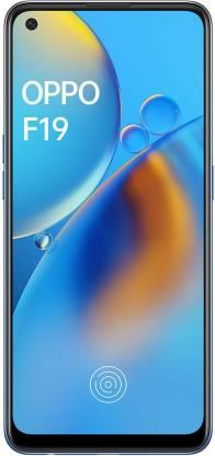 OPPO F19 (Midnight Blue, 128 GB)