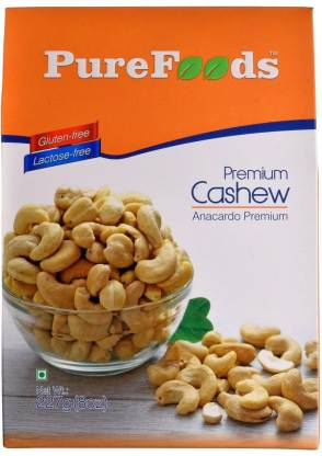 PureFoods Raw Cashews