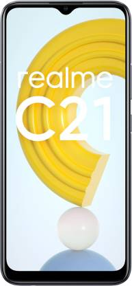 realme C21 (Cross Black, 32 GB)