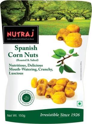 Nutraj Spanish Corn Roasted & Salted Nuts