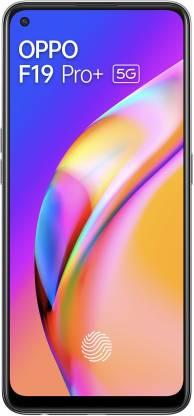 OPPO F19 Pro+ 5G (Space Silver, 128 GB)