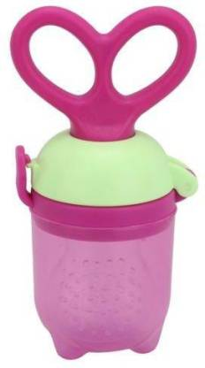 MAXBELL Silicone Baby Food Fruit Vegetables Teething Feeder Pacifier Feeder